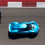 NIO EP9 at Circuit of the Americas (Photo: Business Wire)