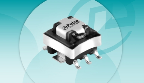 Pulse Electronics Power BU New AEC-Q200 Qualified Current Sense Transformer Series (Photo: Business ...