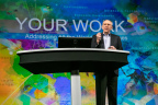 Esri, the global leader in spatial analytics, today announced that the company's founder and president, Jack Dangermond, will be a keynote speaker at the American Society for Photogrammetry and Remote Sensing (ASPRS) Imaging & Geospatial Technology Forum (IGTF) 2017 annual conference, to be held March 12 through 16 at Marriott Waterfront, in Baltimore, Maryland. (Photo: Business Wire)