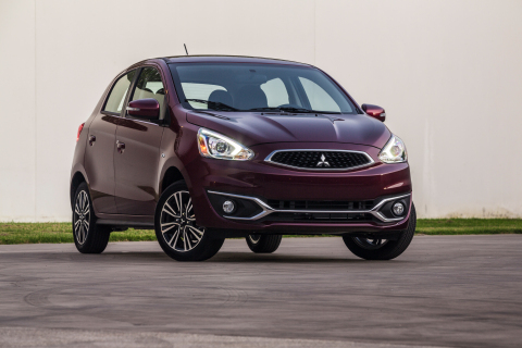 2017 Mirage GT (Photo: Business Wire)