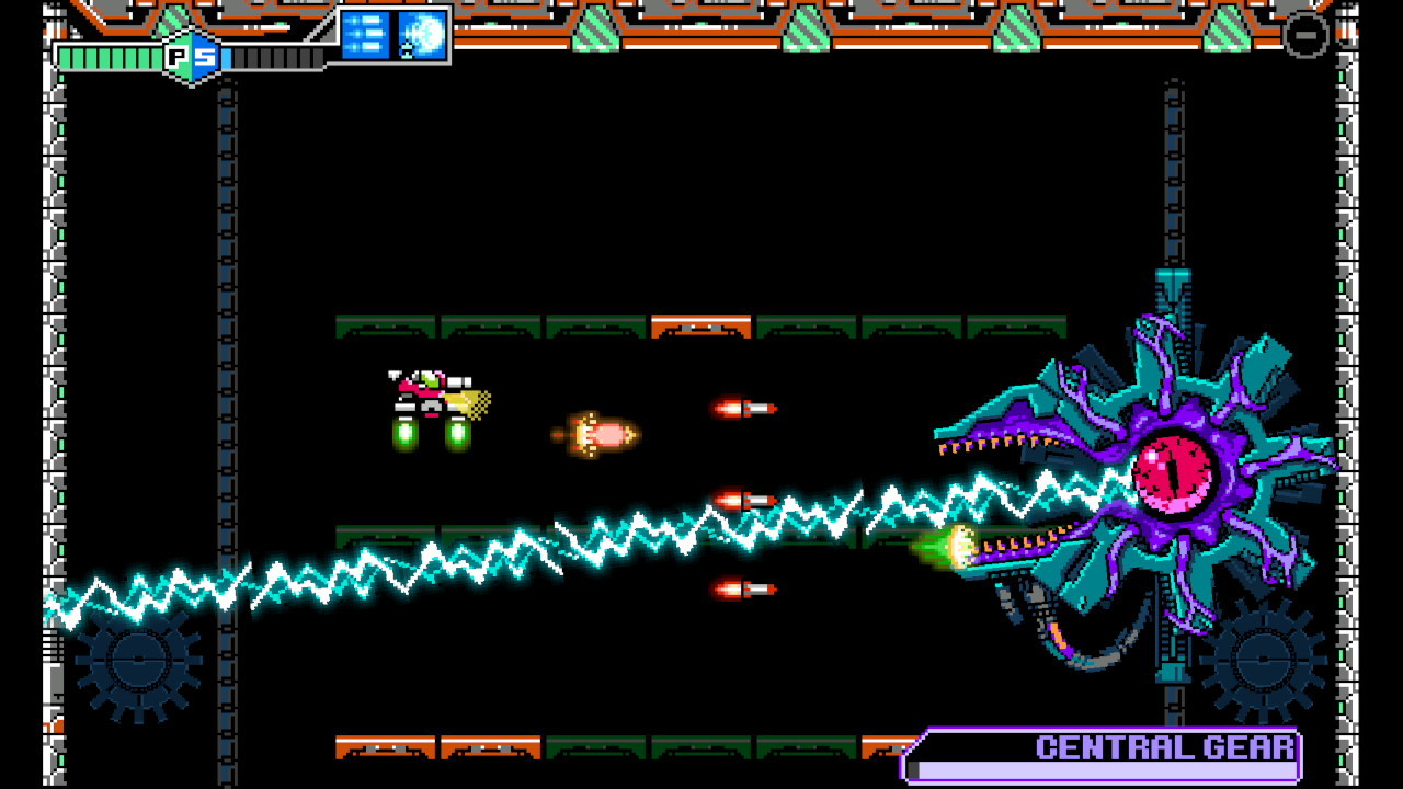 Blaster Master Zero is an 8-bit-style action-adventure game that hearkens back to the golden age of the Nintendo Entertainment System (NES). (Photo: Business Wire)