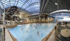 America's Largest Indoor Waterpark is now open in the Pocono Mountains. (Photo: Business Wire)