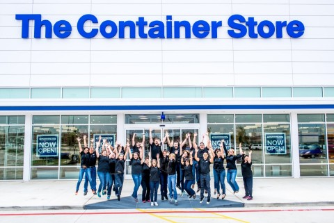 The Container Store Honored for 18th Consecutive Year on Fortune's List of 100 Best Companies to Wor ...