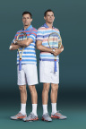 IZOD Signs Multi-Year Marketing Partnership with 16x Grand Slam Champs, the Bryan Brothers