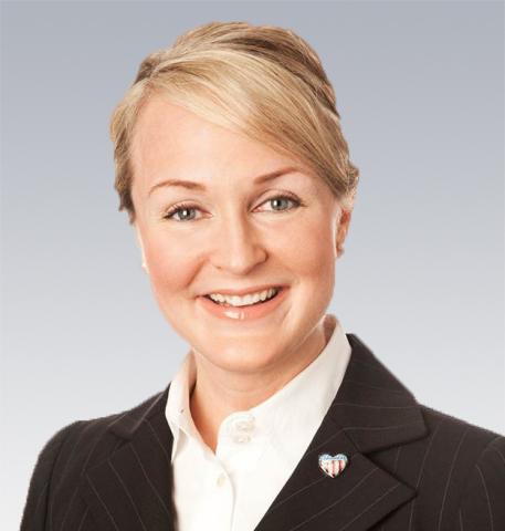 Jeni Middaugh, Vice President - External Wholesaler, Inland Securities Corporation (Photo: Business Wire)
