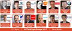 IoT Tech Expo: il più importante appuntamento europeo sull'IoT annuncia i nomi degli oratori principali per il prossimo evento di Berlino 2017