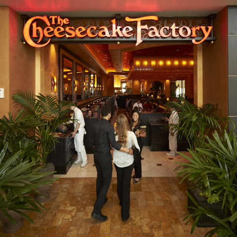 """The Cheesecake Factory announced that Fortune magazine has recognized the company as one of the """"100 Best Companies to Work For®"""" for the fourth consecutive year. (Photo: Business Wire)"""