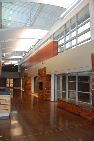 CBRE Client Experience Center - interior (Photo: Business Wire)