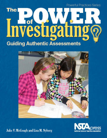 The Power of Investigating: Guiding Authentic Assessments book cover (Photo: Business Wire)