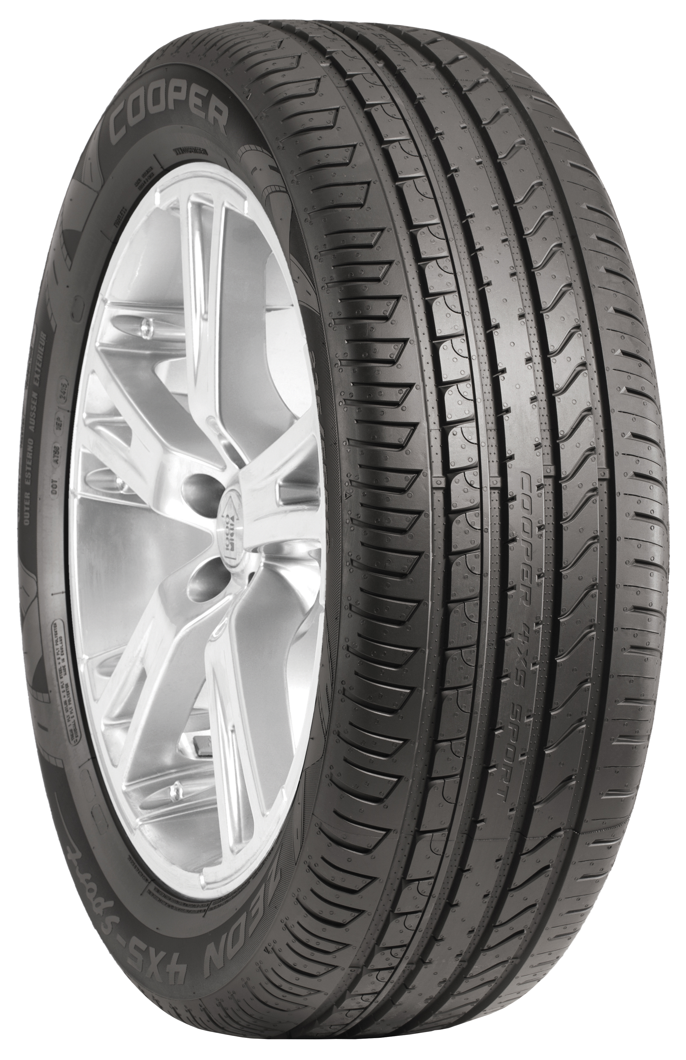 Cooper Zeon 4XS Sport SUV Tire Ranks Highly in European Testing ...