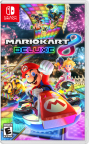 The definitive version of Mario Kart 8 is coming to the Nintendo Switch console on April 28 with new features, new characters, new karts, new modes and enhanced visuals. (Photo: Business Wire)