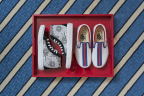 Vans has produced exclusive footwear designed in partnership by Jonathan Adler and artist Kelsey Montague to mark the occasion. The limited edition Sk8-Hi's and Classic Slip-On's retail for $100 and will be available at a Vans pop-up store from March 10-12, 2017 housed in the lobby of Andaz West Hollywood. (Photo: Business Wire)