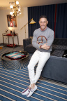 Designer Jonathan Adler attends the (ANDAZ)RED Suite opening party at Andaz West Hollywood. (Photo: Business Wire)