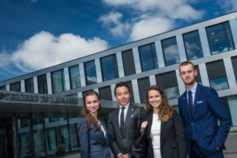 EHL has most employable hospitality students in the world (Photo: Business Wire)