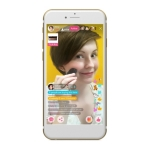 Perfect Corp. introduces live broadcasting powered by YouCam Makeup's AR beauty technology for real-time interactive edutainment (Graphic: Business Wire)