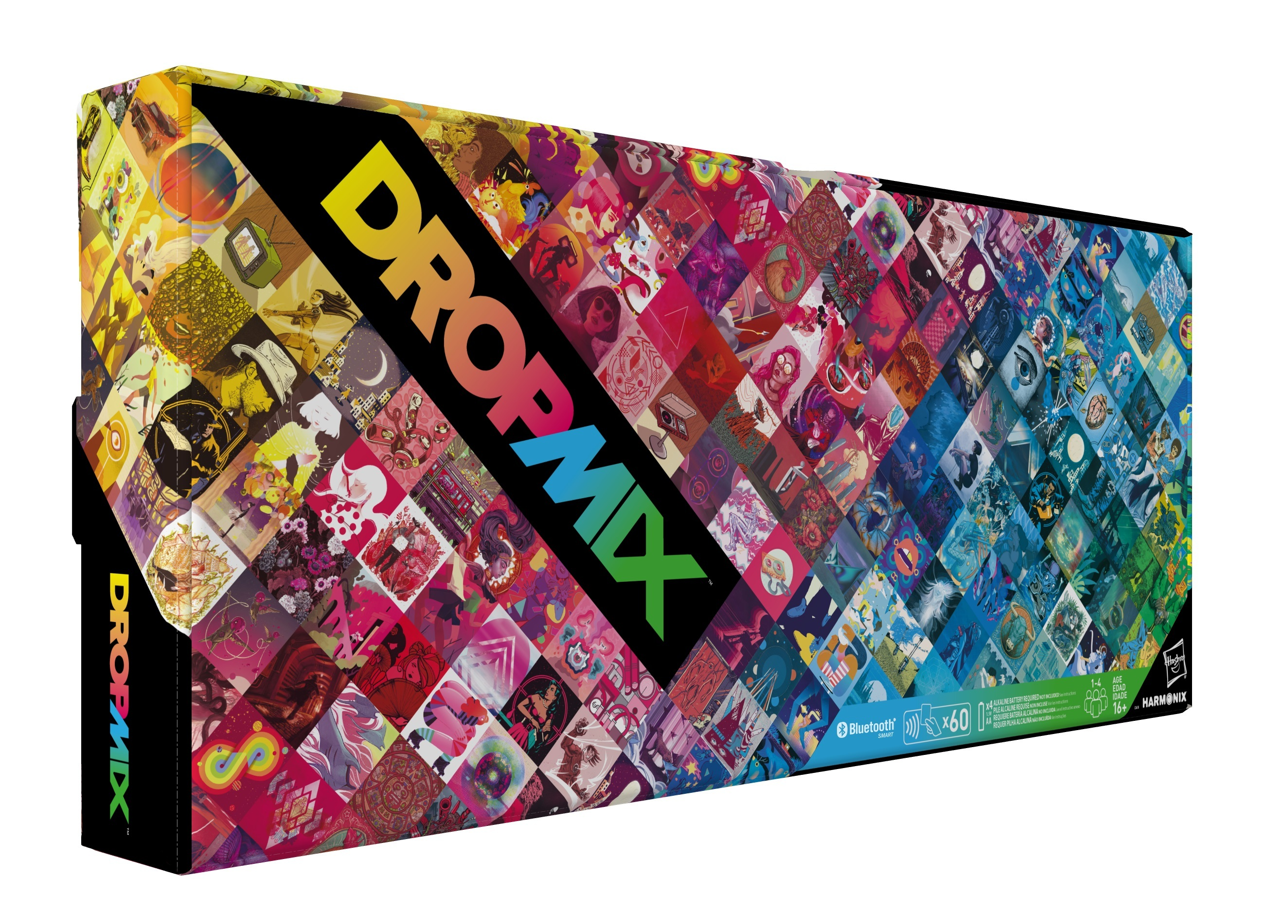 Hasbro and Harmonix Revolutionize Music Gaming with the Launch of DROPMIX (Photo: Business Wire)