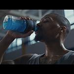 "Damian Lillard stars in new POWERADE ""Power Through"" campaign (Photo: Business Wire)"