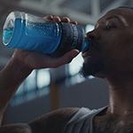 "Damian Lillard ""Powers Through"" in new POWERADE campaign"
