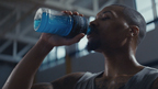 "Damian Lillard ""Powers Through"" in new POWERADE campaign"