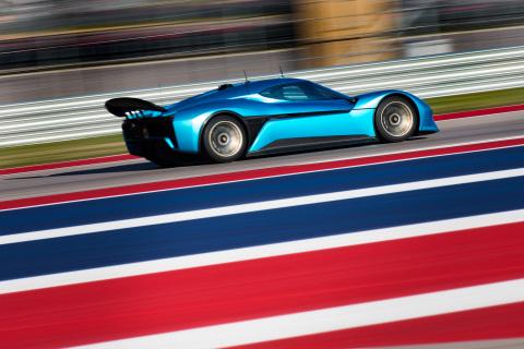 NIO EP9: Fastest EV in the world (Photo: Business Wire)