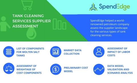 SpendEdge recently assessed the supply landscape for tank cleaning services.