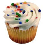 Walmart celebrates birthdays with free cupcake giveaway! (Photo: Business Wire)