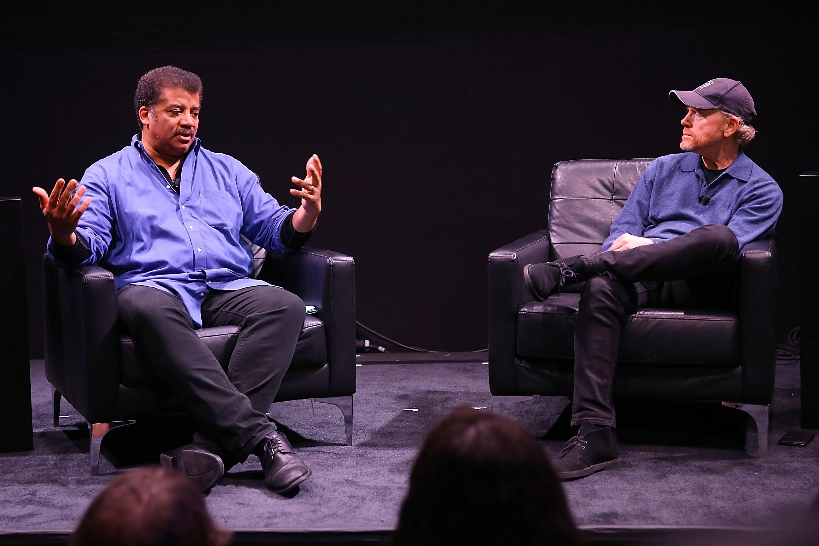 National Geographic Announces New Season of Emmy®-Nominated Series StarTalk with Neil deGrasse Tyson. (Photo: Business Wire)