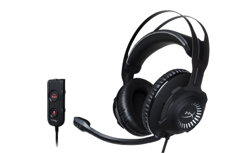 HyperX Cloud Revolver S gaming headset is now shipping with plug and play Dolby Headphone surround s ...