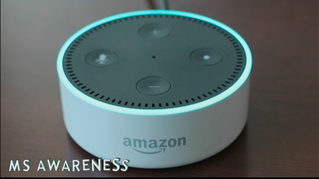 The MS Awareness Facts skill allows users to ask Amazon Alexa for an MS Awareness Fact to learn more about multiple sclerosis and find helpful information on MS and its symptoms.