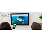 Sodyo enables TV broadcasters to capture leads in real-time (Photo: Business Wire)