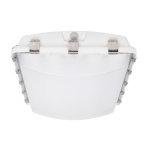 Orion Energy Systems announces the new APOLLO® Class LED VaporTight product line with NSF/ANSI Standard 2 certification. (Photo: Business Wire)