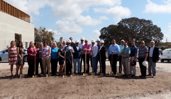 Watercrest Senior Living Group Celebrates the Ceremonial Groundbreaking of Market Street Memory Care Residences in Tampa, Florida. (Photo: Business Wire)