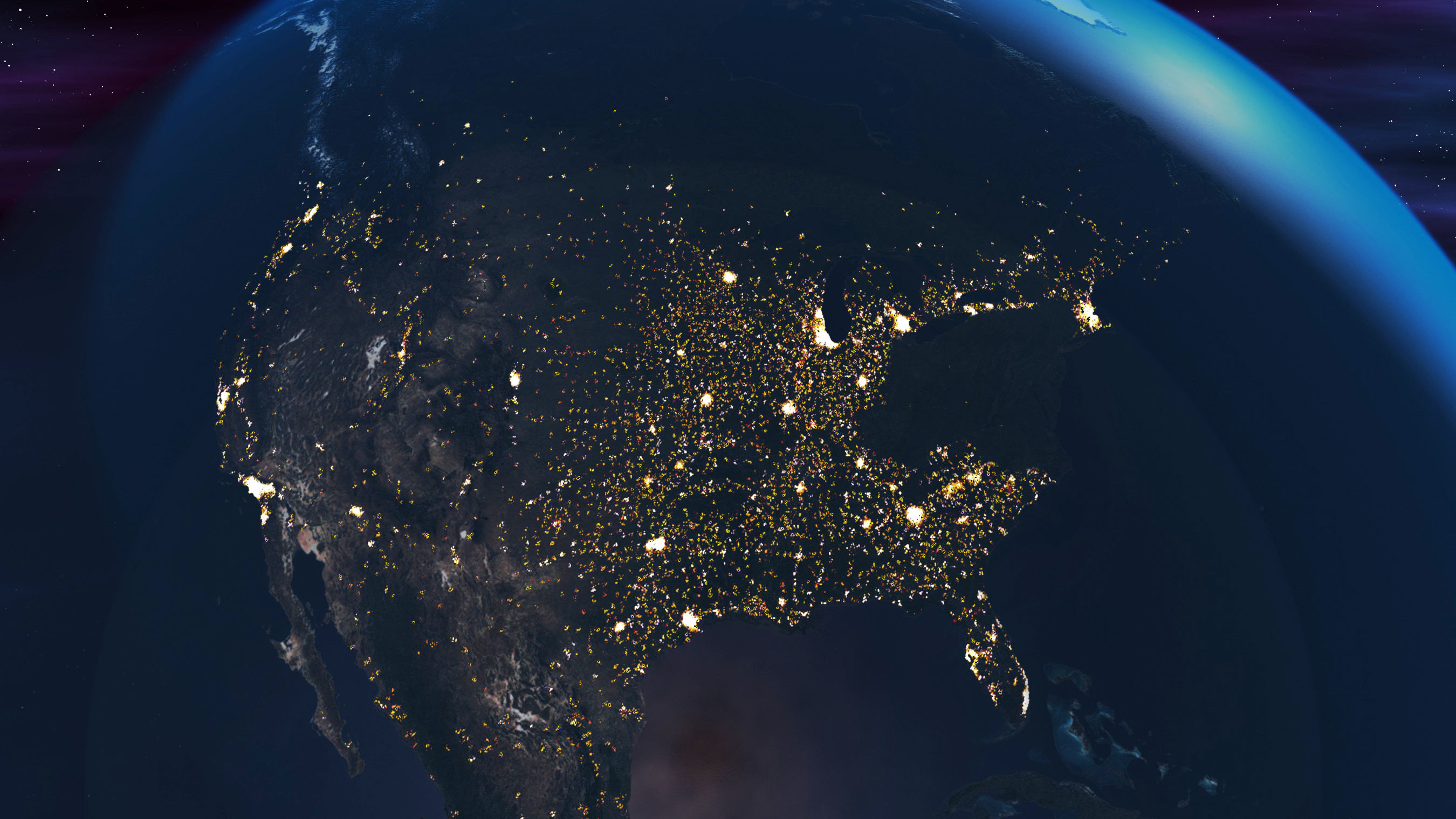 BAE Systems is working with DARPA to develop technology to quickly restore electric power after a cyber attack takes down the grid. (Photo: BAE Systems)