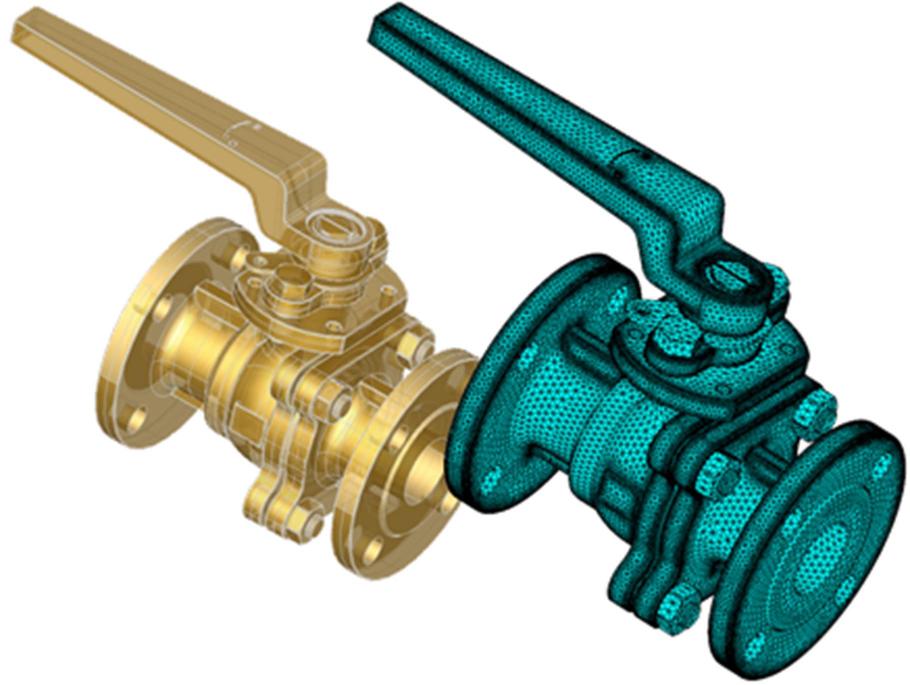 3D Precise Mesh (Graphic: Business Wire)