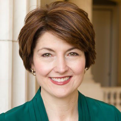 Rep. Cathy McMorris Rodgers (R-WA) (Photo: Business Wire)
