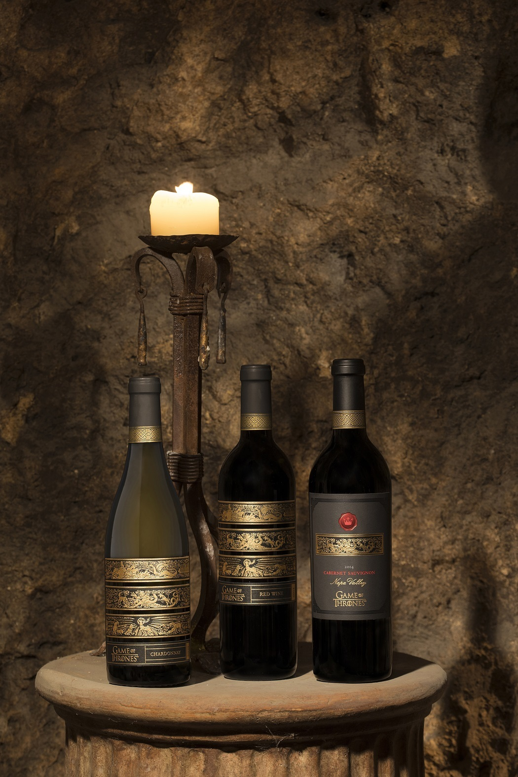 Game Of Thrones Wines Debut With Chardonnay Red Blend Cabernet Sauvignon Business Wire
