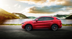TomTom and Alfa Romeo today announced that the all-new Alfa Romeo STELVIO, the iconic Italian brand's first ever sports utility vehicle (SUV), will include TomTom navigation, software and maps, globally. (Photo: Business Wire)