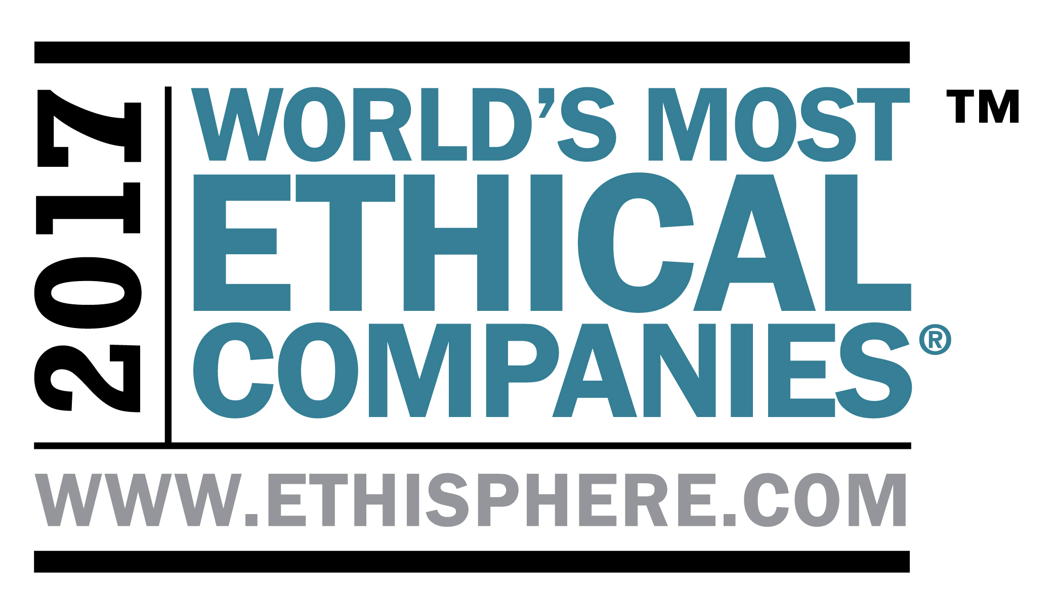 Brightstar Corp., the world's leading mobile services company for managing devices and accessories across the wireless ecosystem, has been recognized by the Ethisphere Institute, a global leader in defining and advancing the standards of ethical business practices, as a 2017 World's Most Ethical Company®. (Photo: Business Wire)