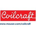 Mouser Electronics announces an expanded global distribution agreement with Coilcraft. Mouser now distributes Coilcraft's magnetic products throughout North America in addition to Europe, Asia, South America, and Central America.