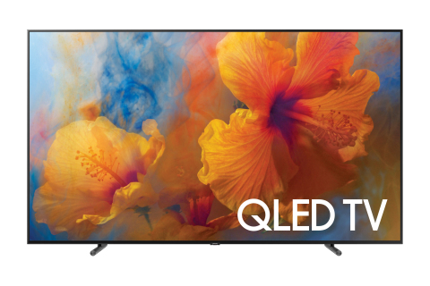 Q9, Samsung's Flagship QLED TV (Photo: Business Wire)