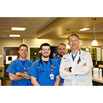We like to thank our dedicated staff for all the time and hard work they put in for our patients and business. (Photo: Business Wire)