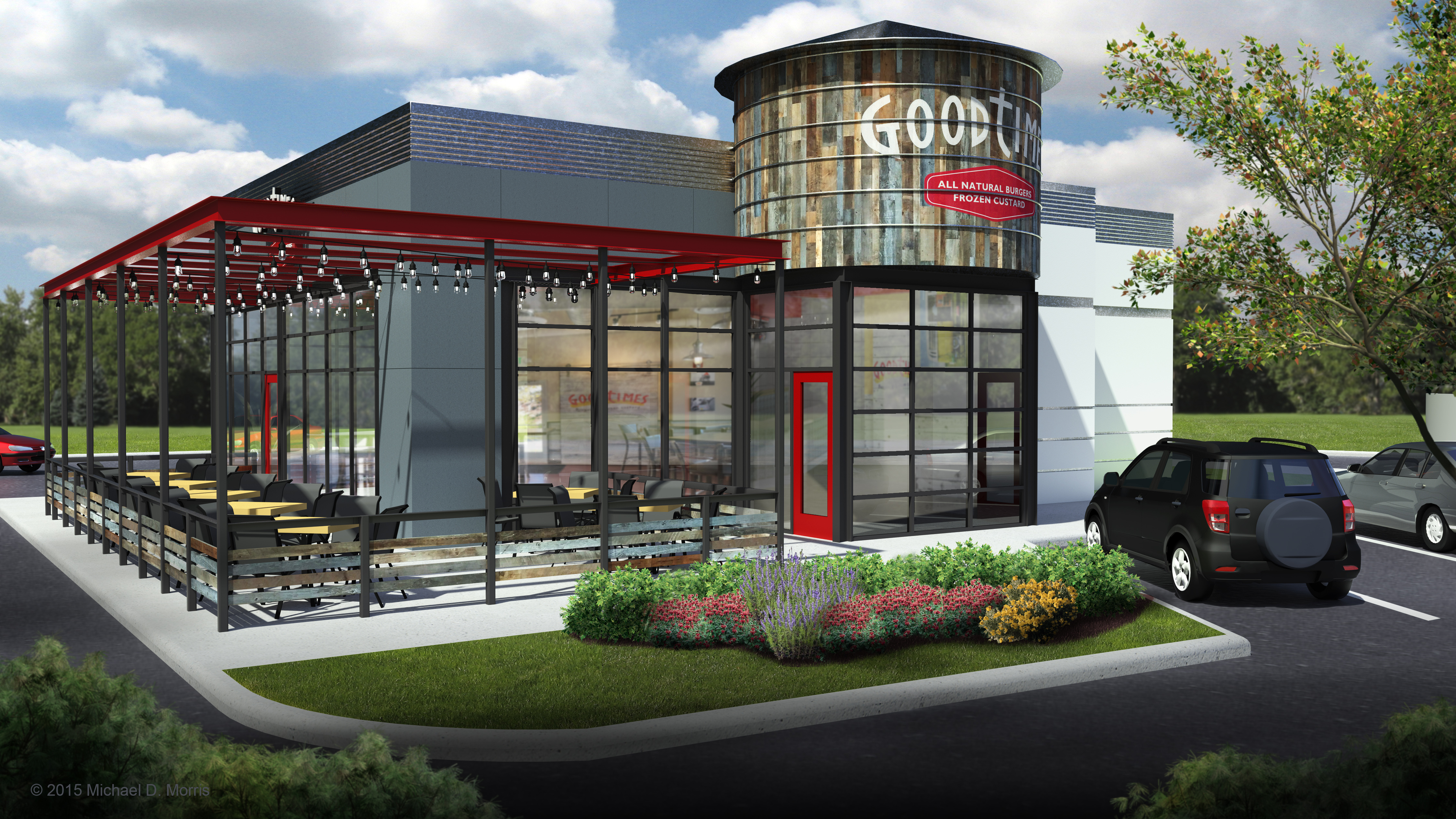 """""""We're excited to bring Good Times to Greeley with our new design,"""" said Boyd Hoback, President and CEO. (Photo: Business Wire)"""