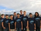 Valley Christian San Jose Students Quest for 7 Million Dollar XPRIZE in Global Ocean Mapping Challenge (Photo: Valley Christian Schools)