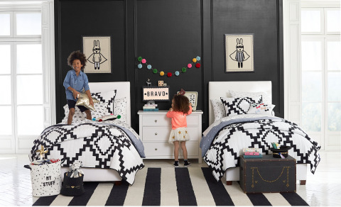 The Emily U0026 Meritt For Pottery Barn Kids Collection (Photo: Business Wire)