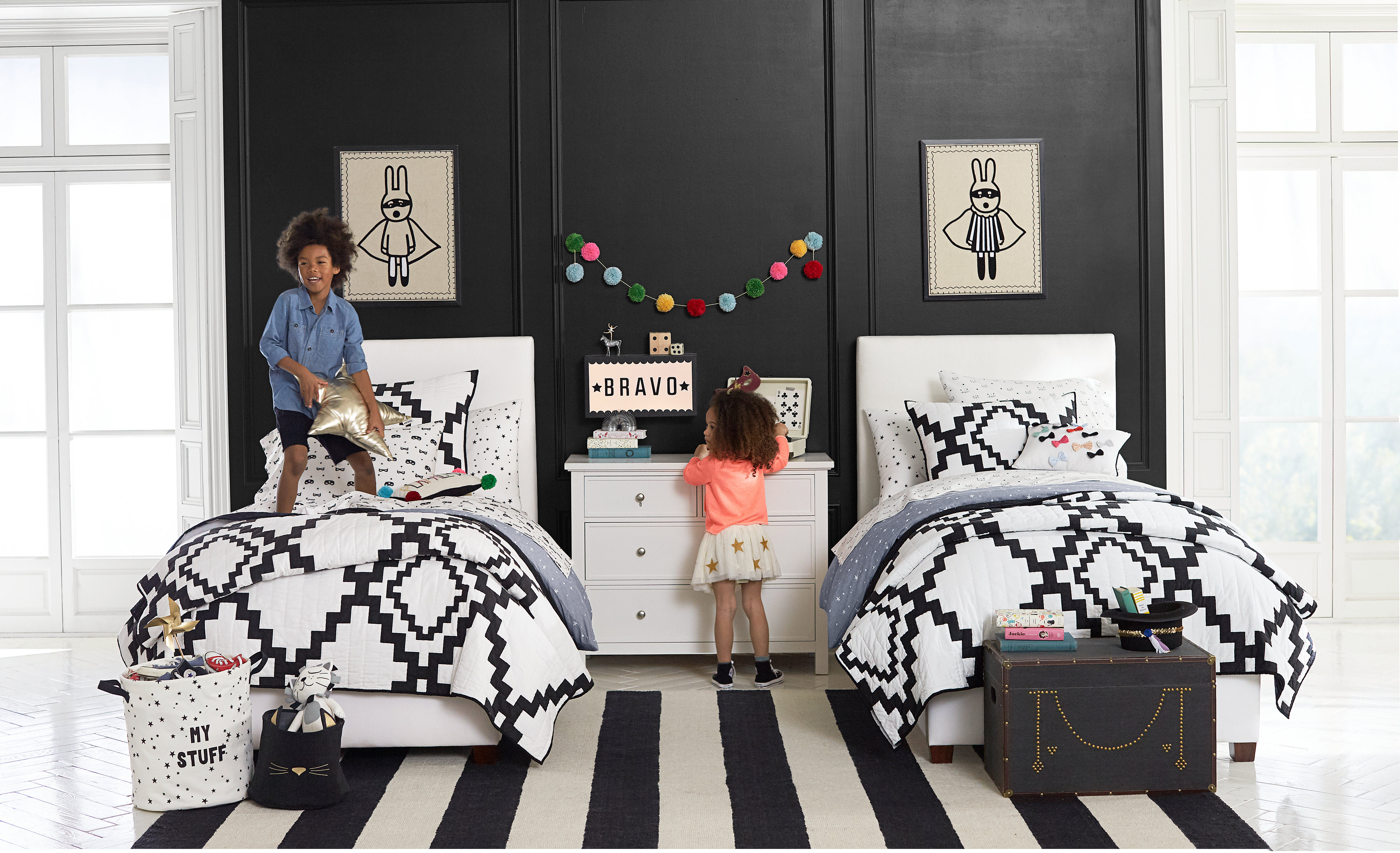 The Emily & Meritt for Pottery Barn Kids Collection (Photo: Business Wire)