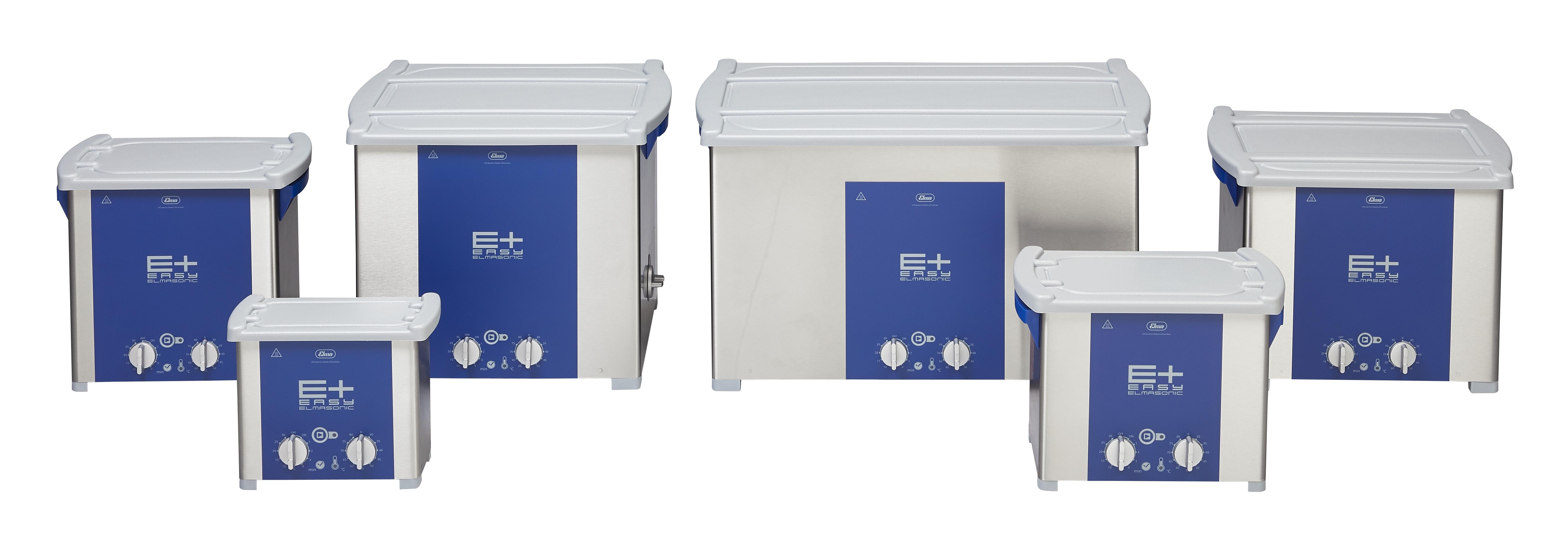 New Elmasonic E Plus Ultrasonic Cleaners (Photo: Business Wire)