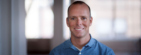 David Ahrens, Chief Marketing Officer, Tradeshift (Photo: Business Wire)