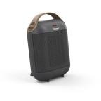 De'Longhi Capsule SafeHeat Compact Ceramic Heater in Dark Grey (Photo: Business Wire)