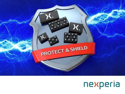 Nexperia combines EMI and ESD protection for USB 3.1 Type C, HDMI 2.0 and MIPI M-PHY systems in single package with tiny footprint (Photo: Business Wire)