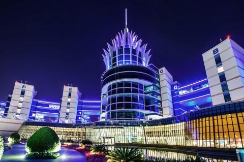 Dubai Silicon Oasis Headquarters (Photo: ME NewsWire)